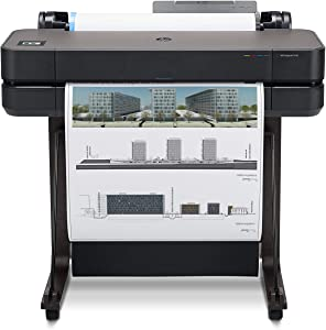 HP DesignJet T630 Large Format Wireless Plotter Printer - 24