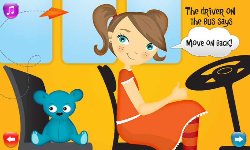 Amazon Com Wheels On The Bus By Duck Duck Moose