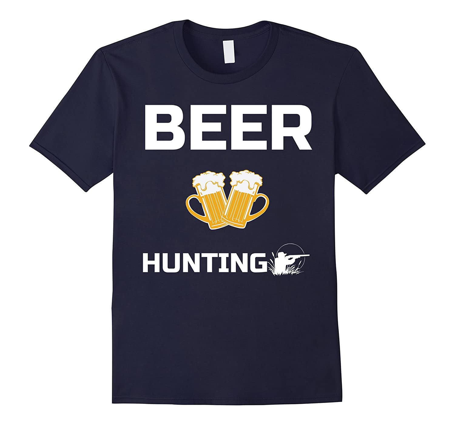 BEer Shirt Beer Hunting Funny Gift-ANZ