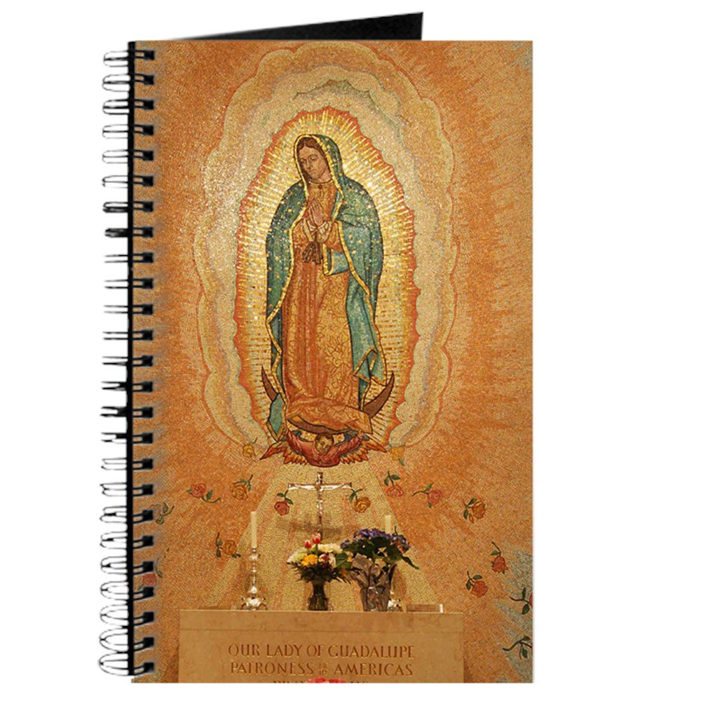 CafePress - Our Lady Of Guadalupe - Spiral Bound Journal Notebook, Personal Diary, Lined