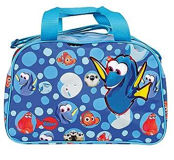 Finding Dory Bolsa Deporte para Niños, 38 cm, Color Azul ...
