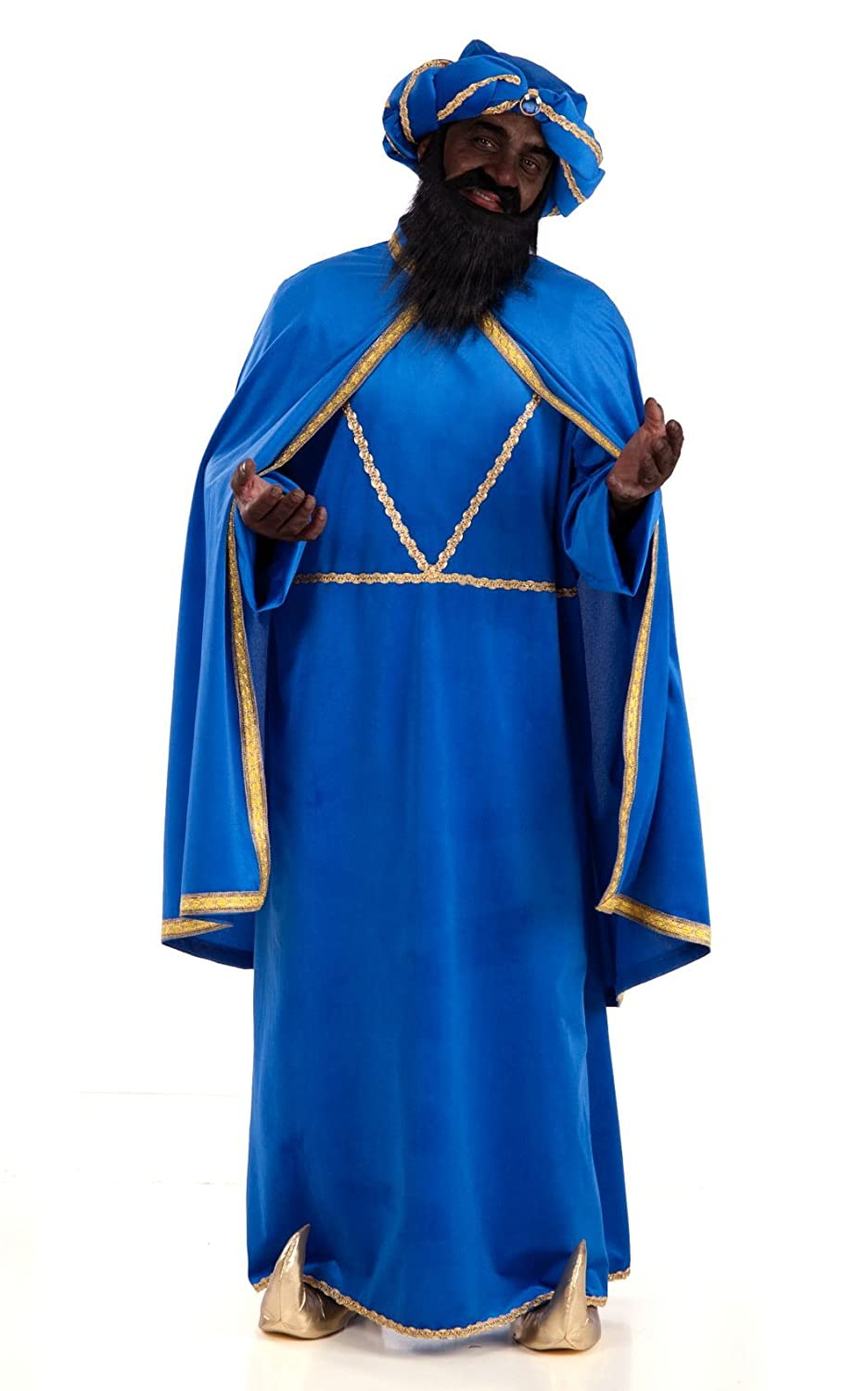 Theatrical Costume wise king Balthasar one size