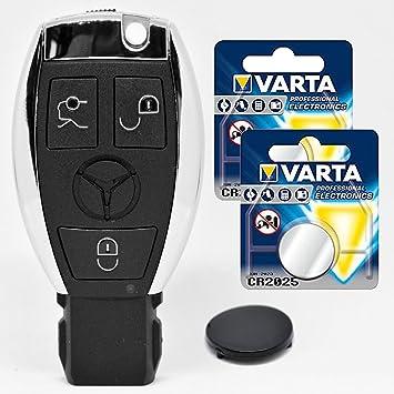 Llave de Coche SmartKey mando a distancia emisor Set 3 ...