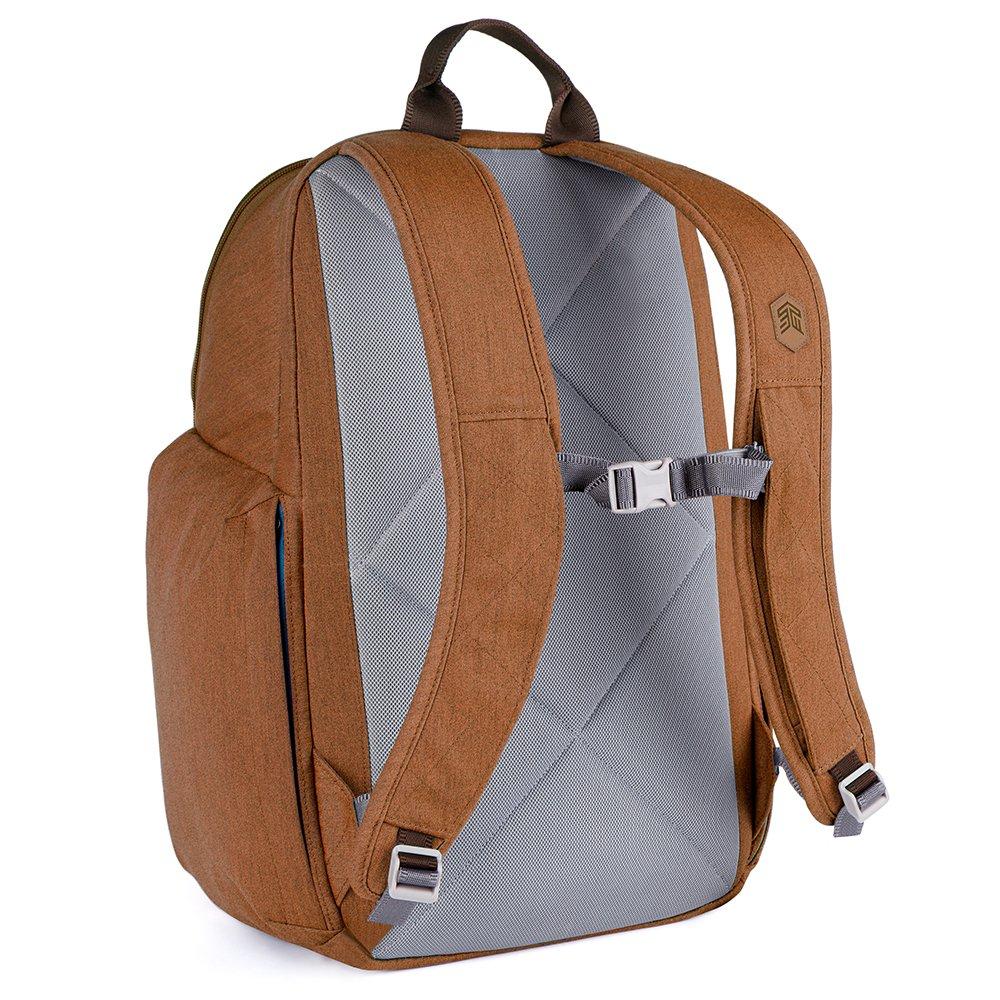 STM Kings Backpack For Laptop & Tablet Up To 15'' - Desert Brown (stm-111-149P-10) by STM (Image #6)