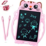 LCD Writing Tablet, Toys for 2 3 4 5 6 Years Old Girls Boys, LCD Drawing Tablet for Kids, Digital Doodle Board for…