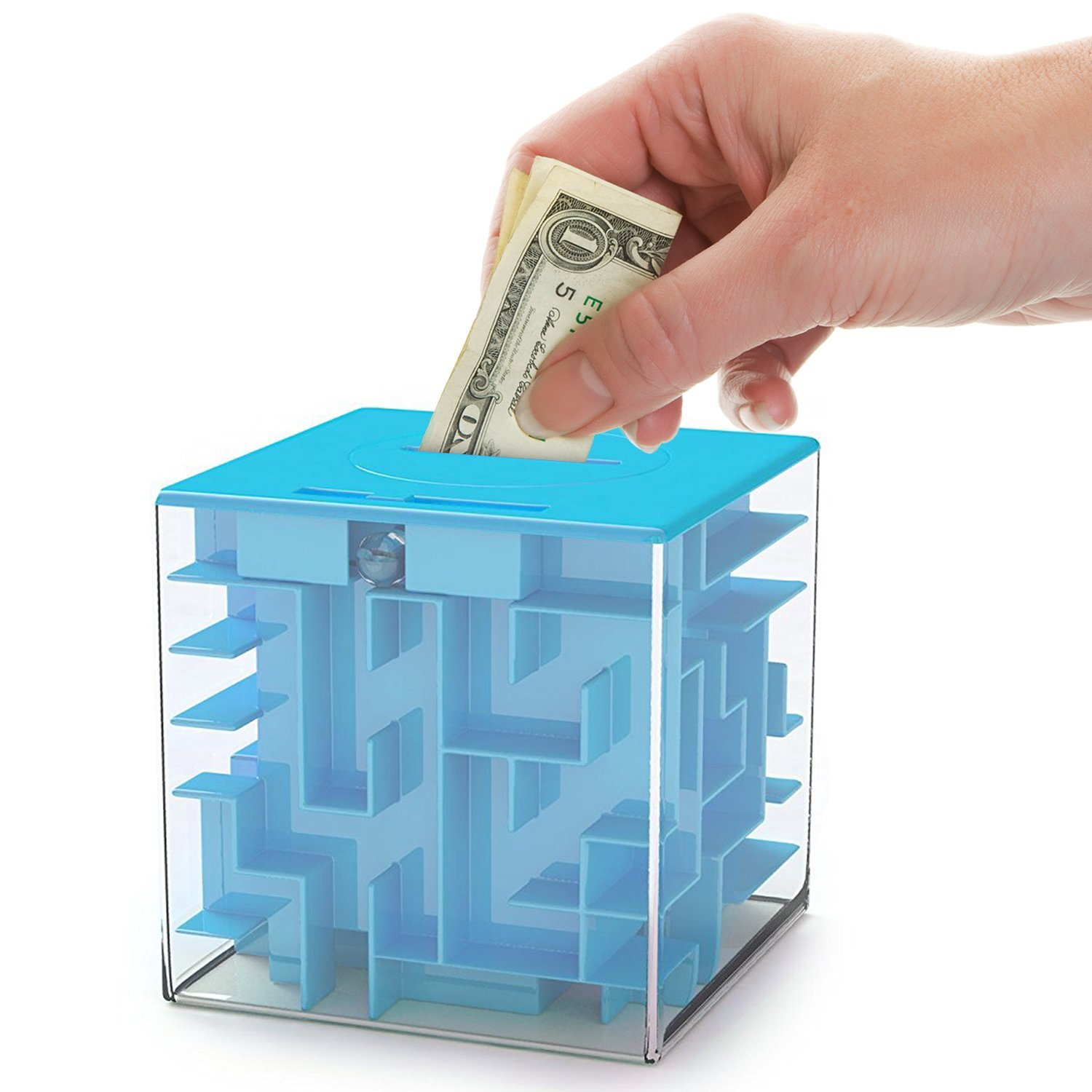 Money Maze Puzzle Box: Perfect Puzzle Money Holder and Brain Teasers ...