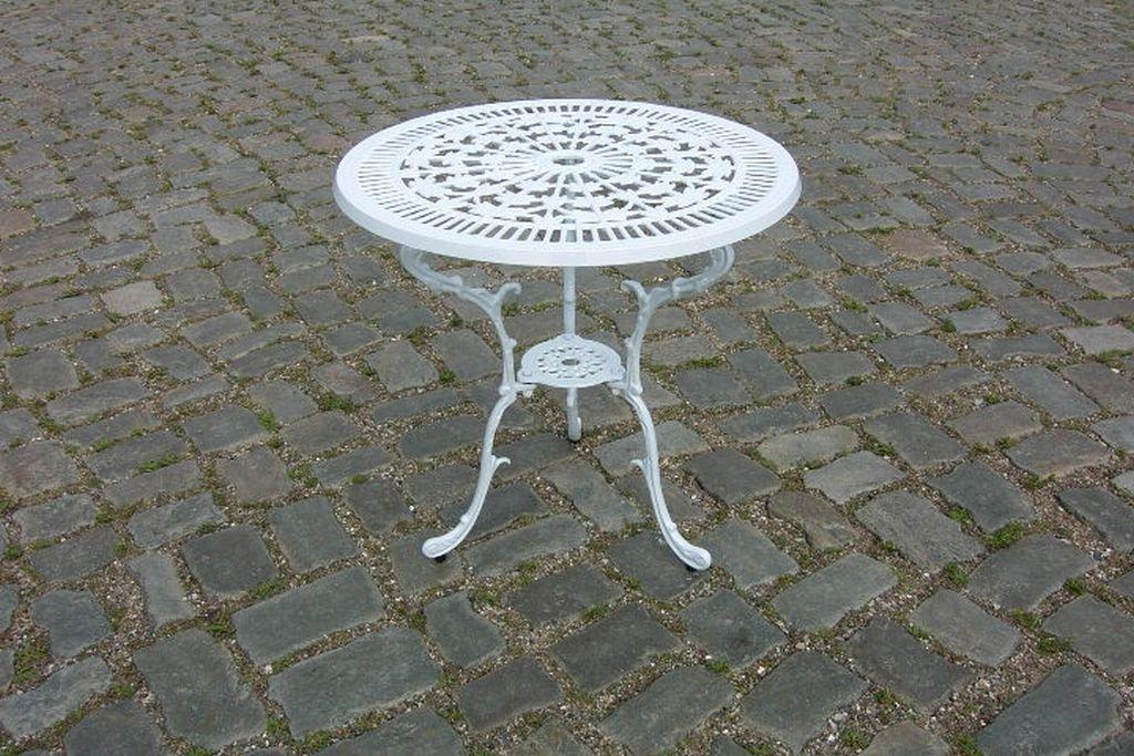gartenmöbel set holz weiß - home design ideas. beeindruckend ... - Gartenmobel Weis Metall
