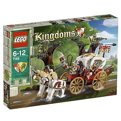 LEGO Castle King's Carriage Ambush 7188: Toys & Games