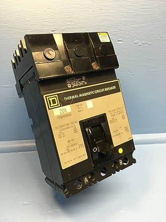 SQUARE D CIRCUIT BREAKER Q1B2100