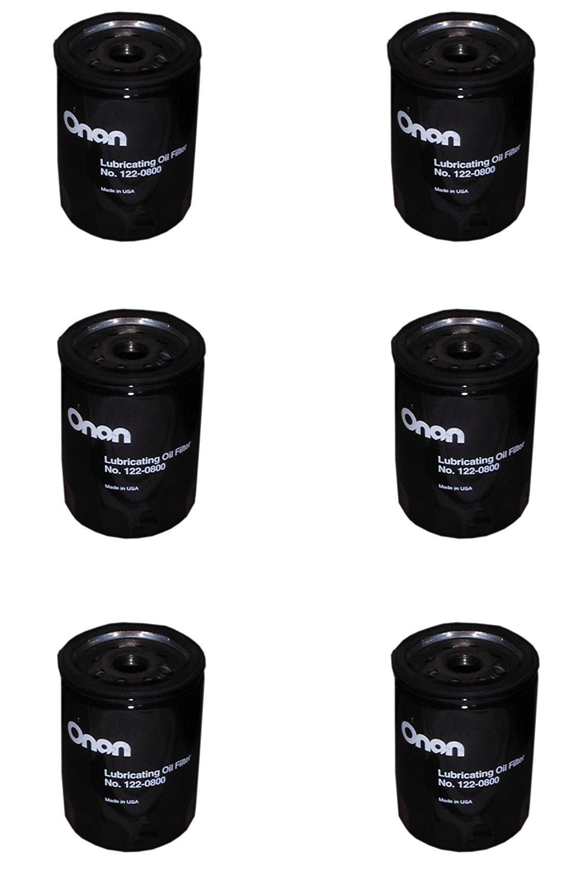 RV Trailer Camper Appliances Emerald Iii (Nhe) Oil Filter 0122-0800 (6)