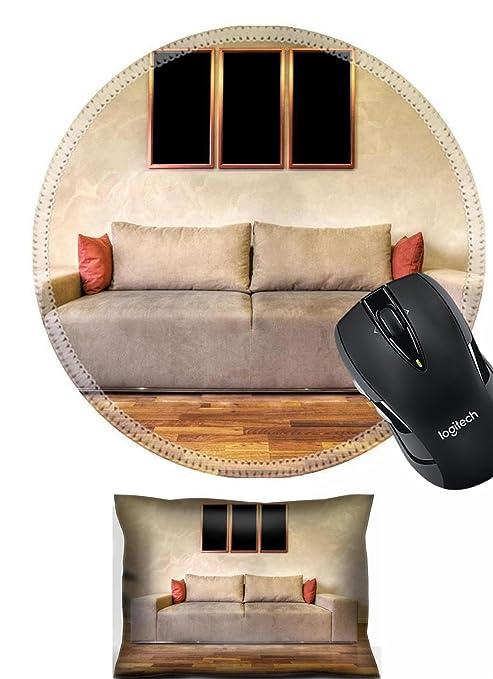 Swell Amazon Com Liili Mouse Wrist Modern Sofa In A White Living Machost Co Dining Chair Design Ideas Machostcouk