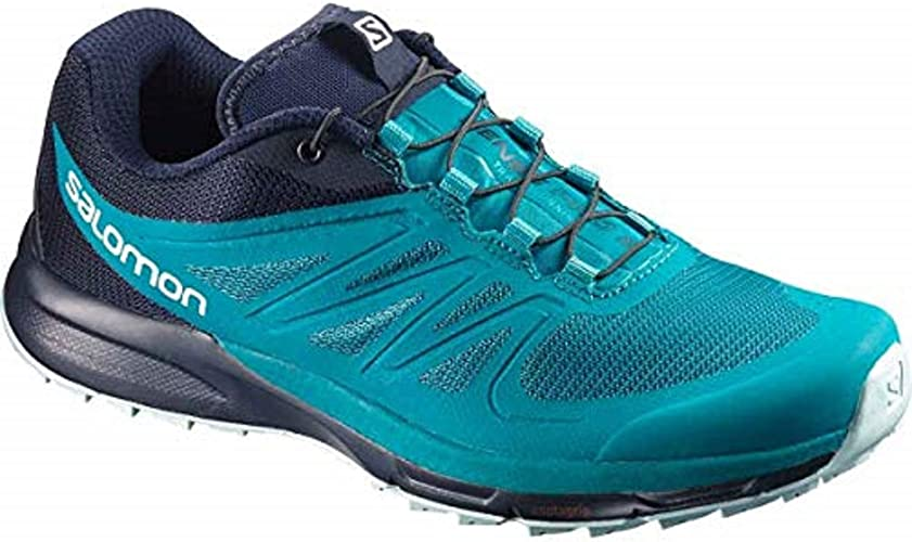 SALOMON Sense Pro 2 W, Chaussures de Trail Femme, Bleu