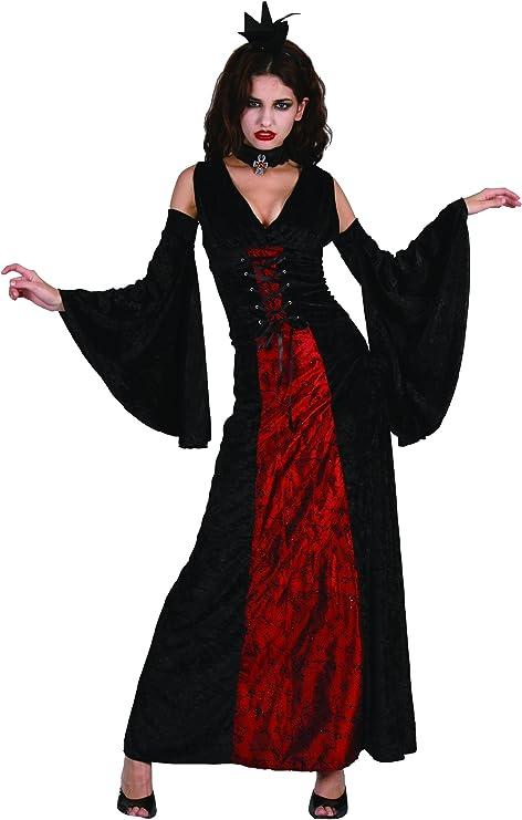 Disfraz de vampiresa mujer M: Amazon.es: Juguetes y juegos