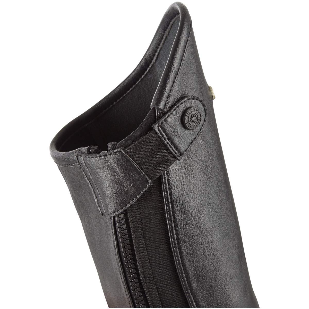SUEDWIND Minichaps Minichaps Minichaps Leder Comfort Soft schwarz 96c088