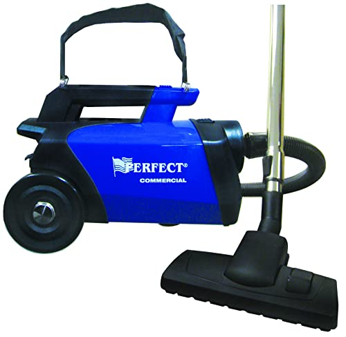Perfect Products C105 Lightweight Portable Commercial Canister Vacuum
