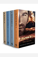 Musings of Merlin Series, Books 1-4: Ignition, Winded, Floodgates, Buried Kindle Edition