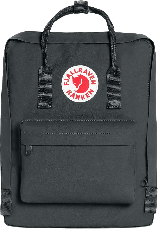 Fjallraven, Kanken Classic Backpack for Everyday, Forest Green