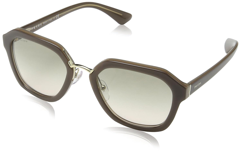 Prada Unisex Sonnenbrille PR25RS, Beige (Opal Brown/Beige UED3H2 ...