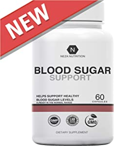Sweepstakes: Blood Sugar Support Supplements: Natural Supplement Formula…