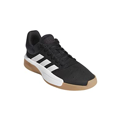 adidas PRO Adversary Low 2019, Scarpe da Basket Uomo, Nero
