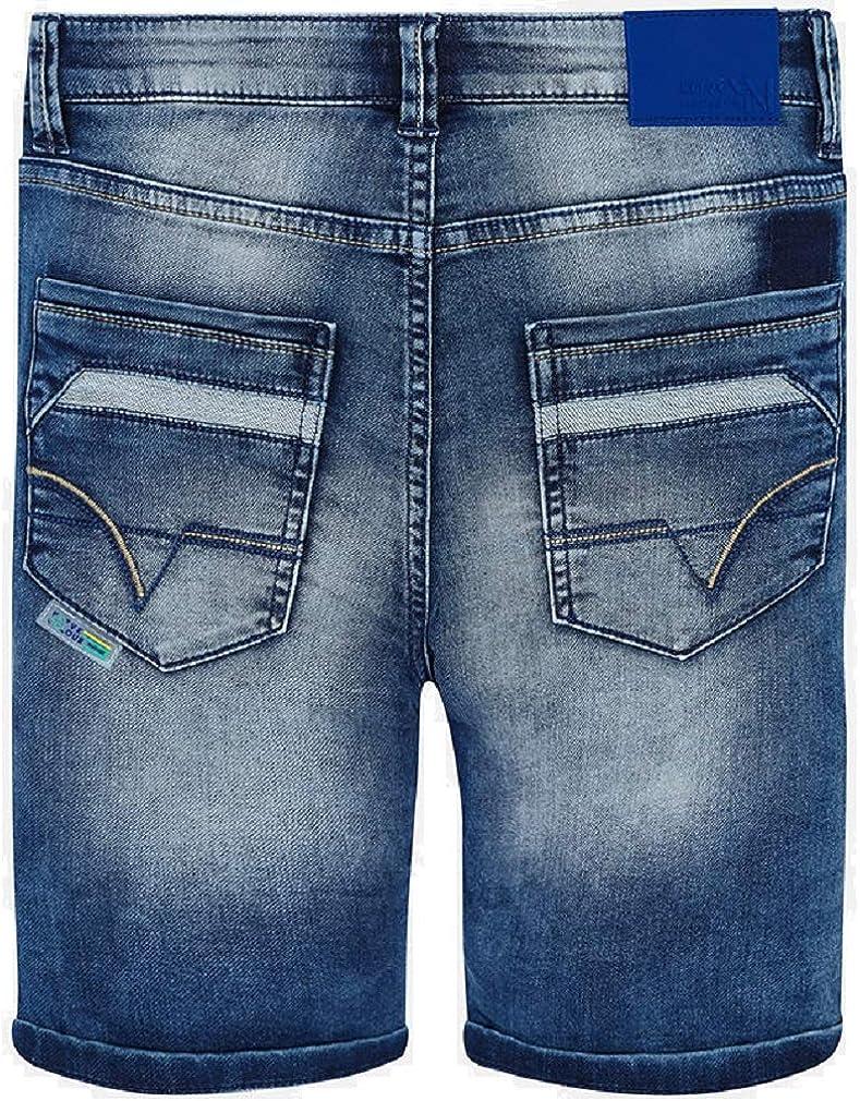 Pantaloni Corti Soft Denim da Bambino Mayoral 6229