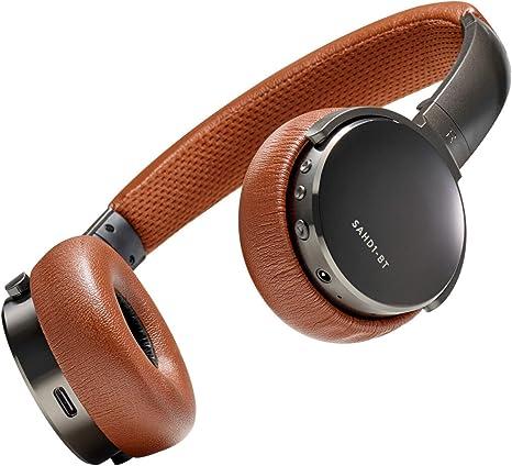 Status Audio BT One Wireless On Ear Headphones Bluetooth 5.0. + aptX, 30 Hours of Battery, USB C + Quick Charge, Award Winning Sound + Minimalist