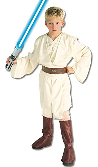 Rubies - Disfraz de Obi-Wan Kenobi para niño (3 años ...