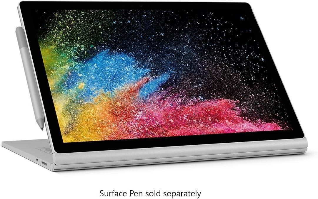 Microsoft Surface Book 2 15 Renewed Intel Core i7, 16GB RAM, 1 TB