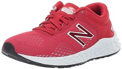 c3b563dd50a4 New Balance Boys  Arishi V2 Running Shoe Team red White 1 M US Little