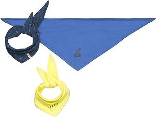 ESPRIT KIDS Baby-Jungen RL9002202 Halstuch, Mehrfarbig (Marine Blue 446), One Size