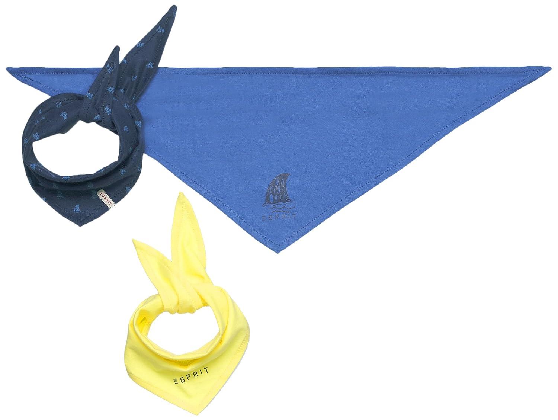ESPRIT Kids RL9002202, Bandana Bimbo, Mehrfarbig (Marine Blue 446), Taglia Unica