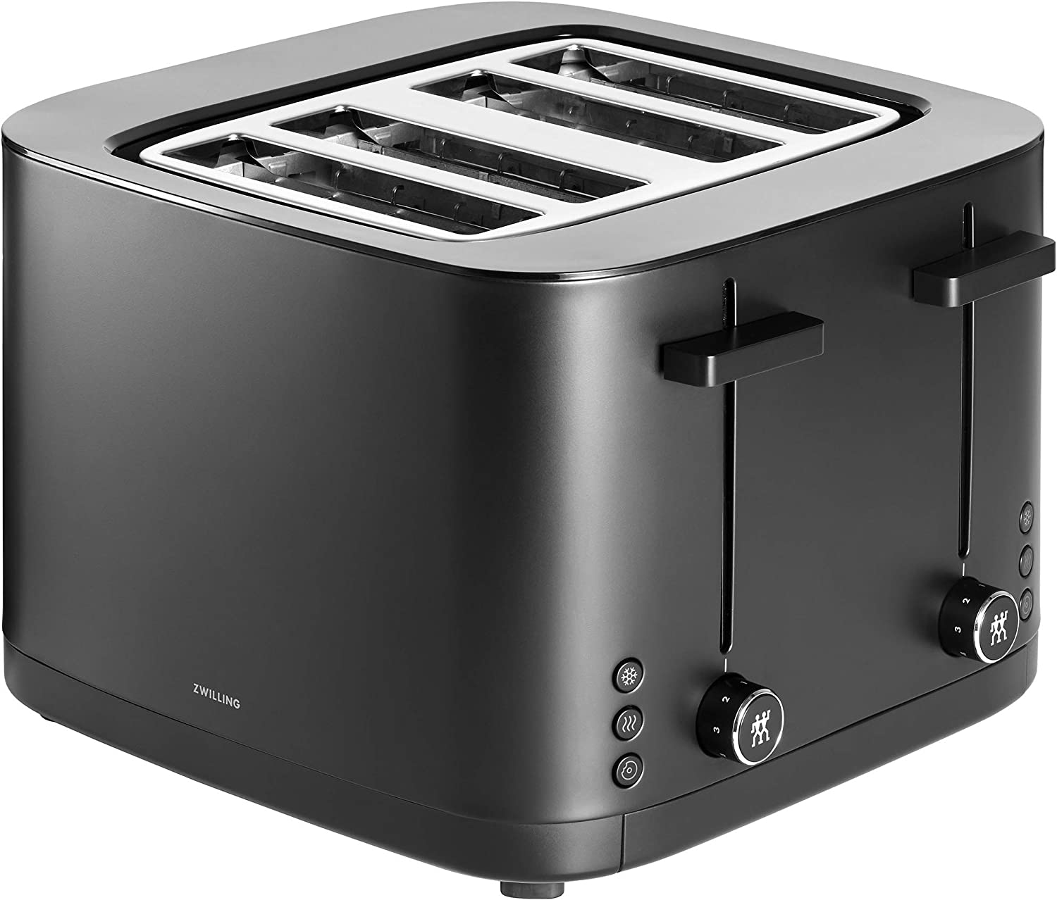 Zwilling Enfinigy Toaster 4 Slice with Extra Wide 1.5