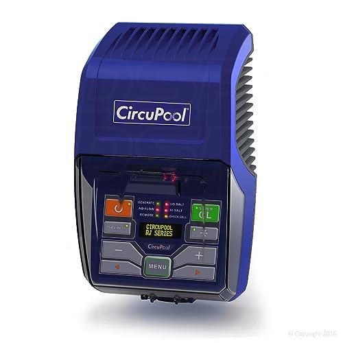 Circupool Electronic Salt Chlorine Generator RJ45+