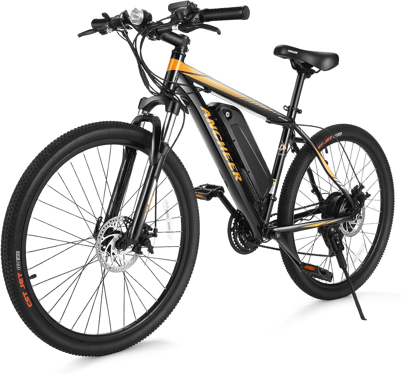 "Ancheer 26"" electric bike"
