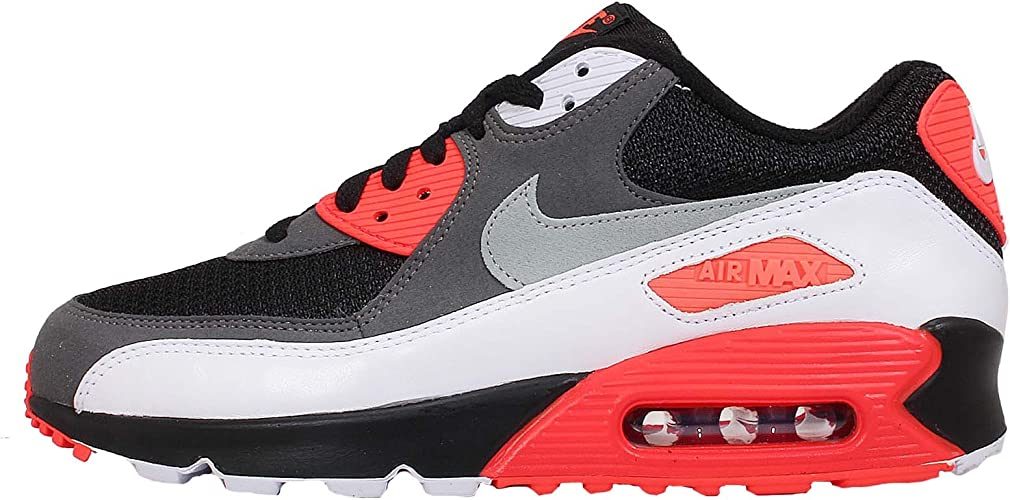 Nike Nike Air Max 90 OG, Herren Sneaker weiß white white