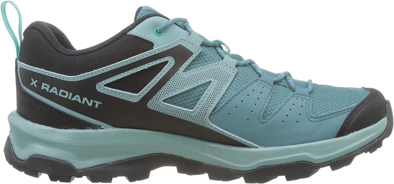 Salomon Womens Hiking Shoes X Radiant GTX W