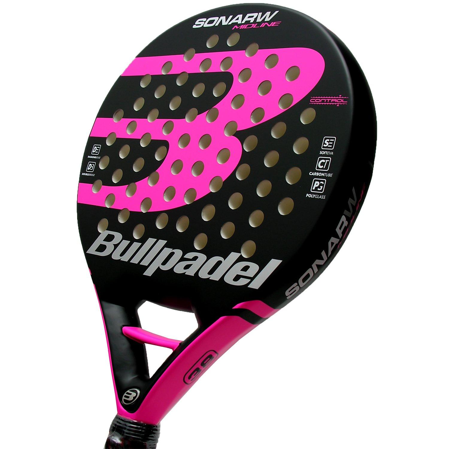 Pala de pádel Bullpadel Sonar Women: Amazon.es: Deportes y ...