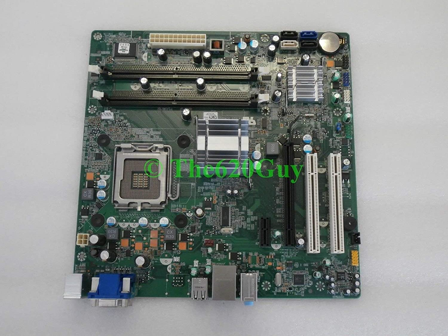 Dell Vostro 220 220S P301D G45M03 Socket LGA775 mATX Motherboard System Board (Certified Refurbished)