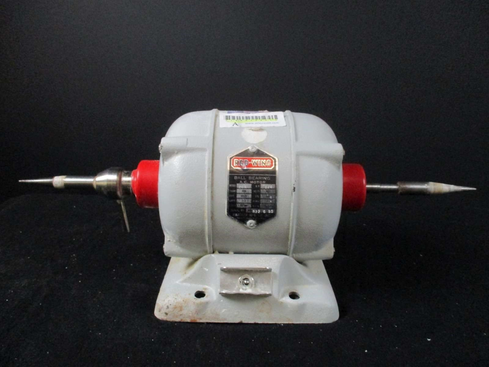 #26A HANDLER - Red Wing Lathe- 110volts 1/4 HP- Low shaft- 1725/3452 R 101105 Us Dental Depot by Handler (Image #1)