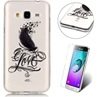 CaseHome Silicone Gel Samsung Galaxy S7 Edge Funda