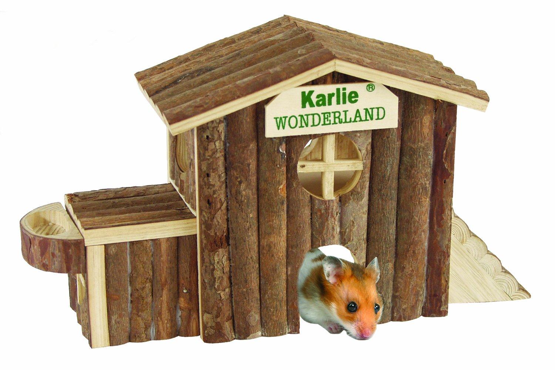 Karlie 84785 Wonderland Casa para Roedor Alaska, 17 x 11 x 8 cm KA84785
