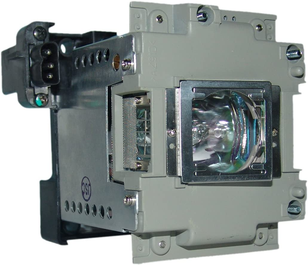 Powered by Ushio AuraBeam Professional Replacement Projector Lamp for Mitsubishi UD8400 with Housing