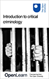 Introduction to critical criminology (English Edition)
