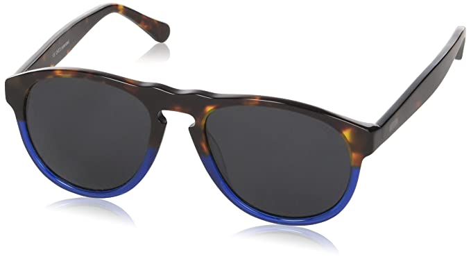 Ocean Eye, Gafas de Sol Unisex Adulto, Marrón (Havana/Blu ...