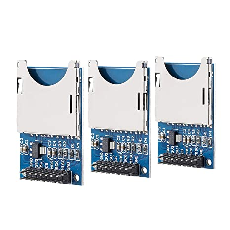 SUNFOUNDER - Lector de Tarjetas SD para Arduino UNO R3 Mega ...