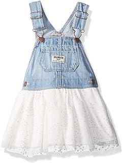 d4b5e08fac7 Amazon.com  OshKosh B Gosh Baby Girls World s Best Overalls  Clothing
