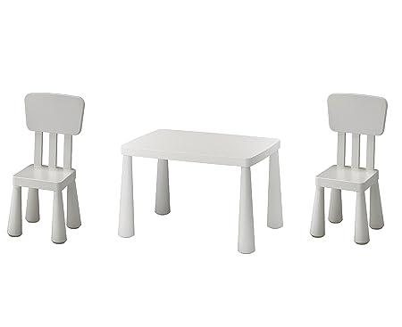 Ikea Tavoli E Sedie Per Cucina.B2c Mobili Serie Mammut Di Ikea Tavolino Per Bambini Con 2 Sedie