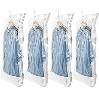 4-Pack Hi Storage Vacuum Storage Space Saver Hanging Bags