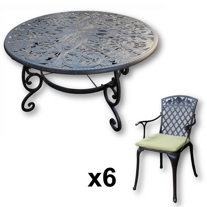 Fabelhaft Runder Gartentisch Ideen Von Lazy Susan - Joyce 135 Cm Mit