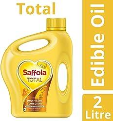 Saffola Pro Heart Conscious Edible Oil, 2 L Jar